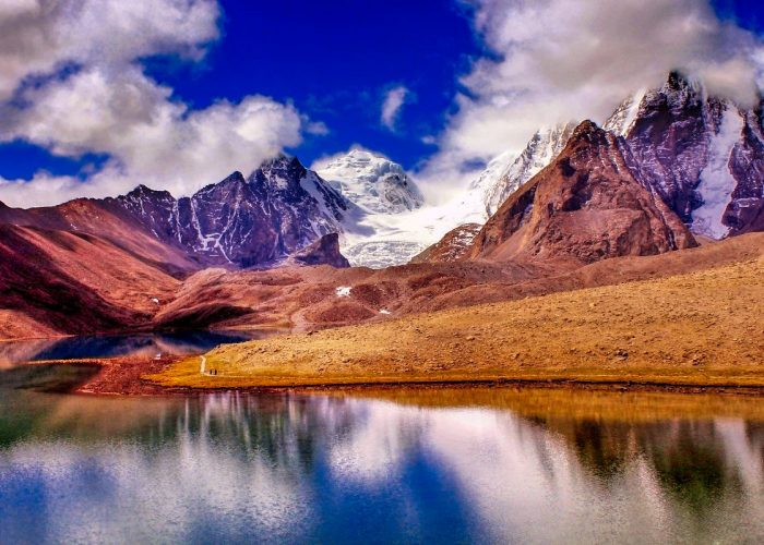 Holy Lake from sikkim pictures