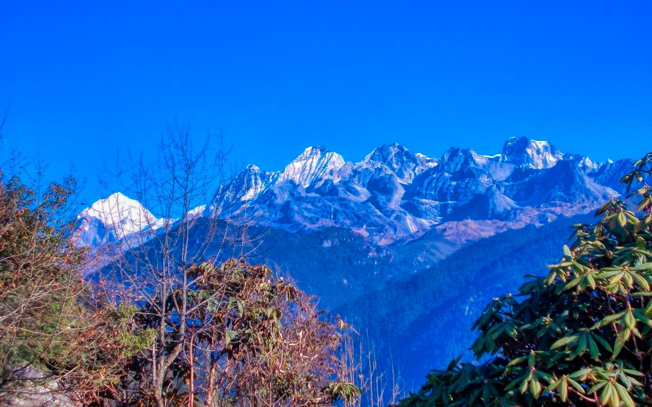 Jophnu expedition sikkim photos
