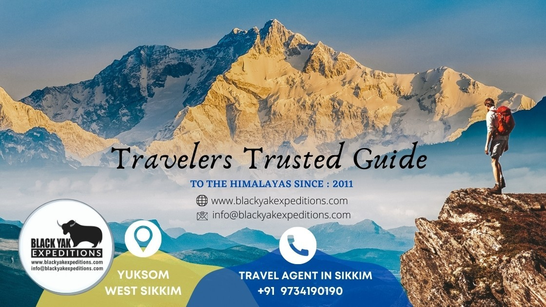 Travel Agent In Sikkim | Black Yak Expeditions