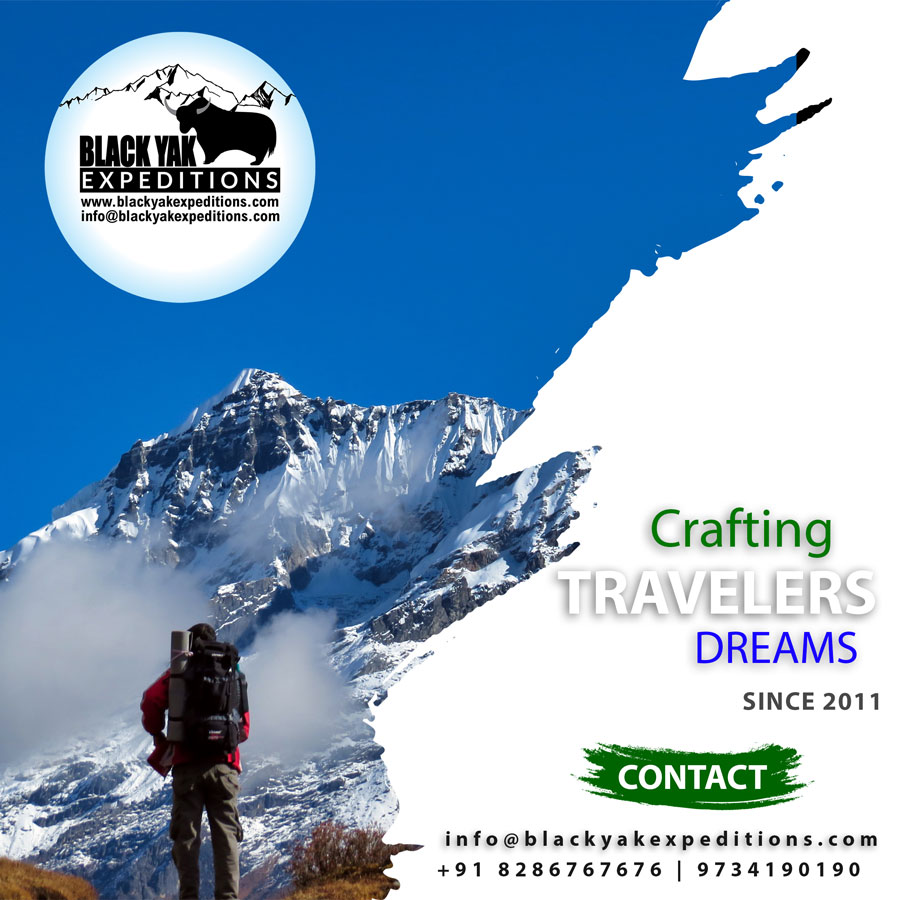 Local Travel Agent In Sikkim Black Yak Expeditions